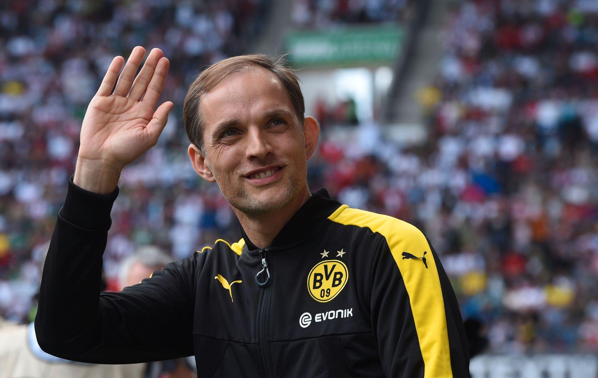 KLAR FOR ARSENAL? Thomas Tuchel er ifølge tyske Kicker klar for Arsenal.