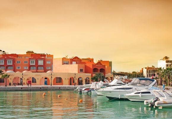 Stedene du bør reise til i Nord-Afrika