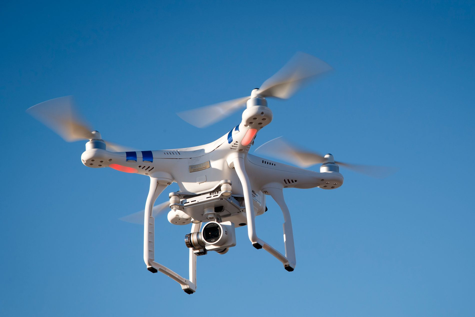 En drone ble tirsdag observert i nærheten av Oslo lufthavn.