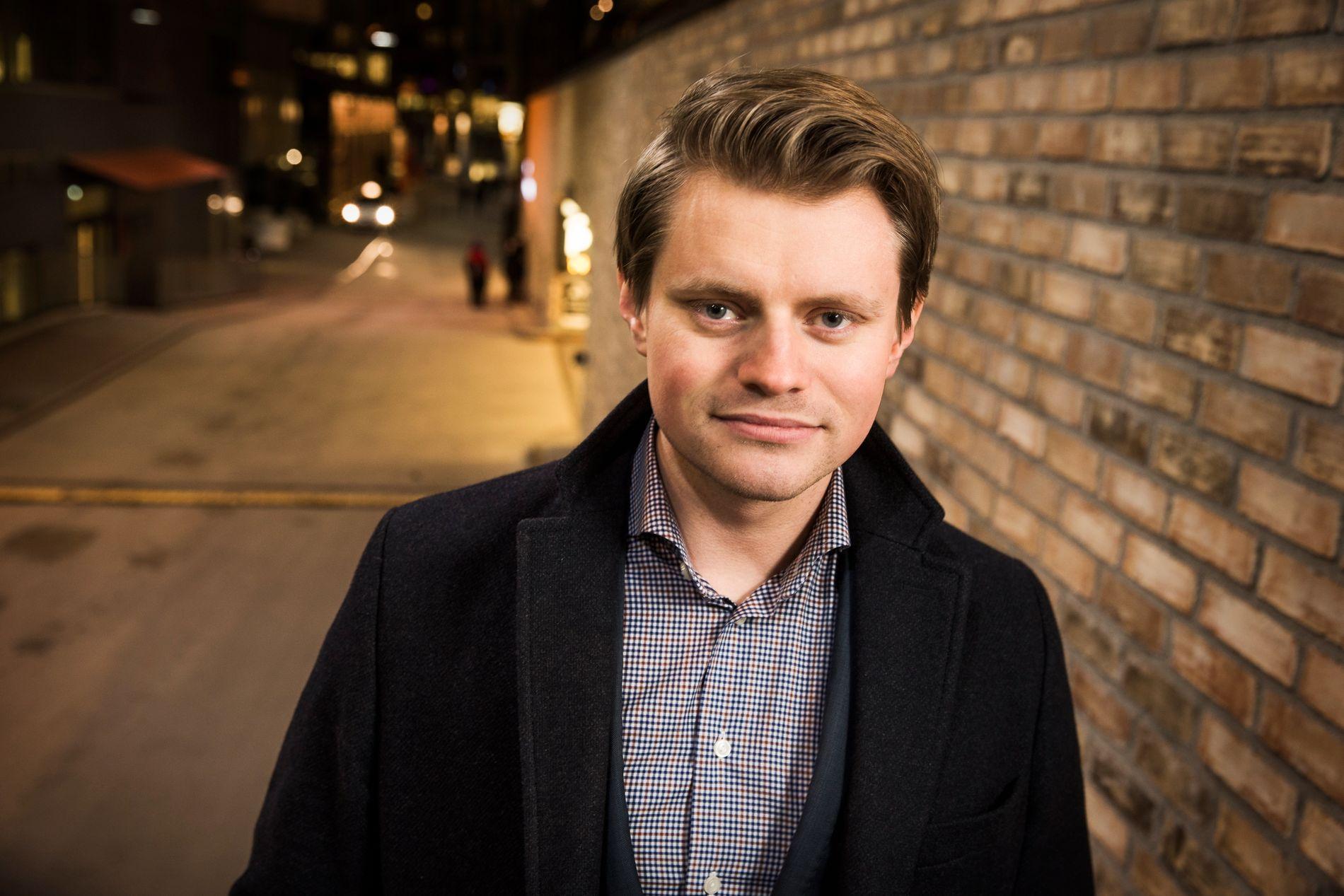UEKTE: Høyres justispolitiske talsperson Peter Frølich mener Støre burde vært modig og stått opp for en upopulær politikk som likevel er riktig.
