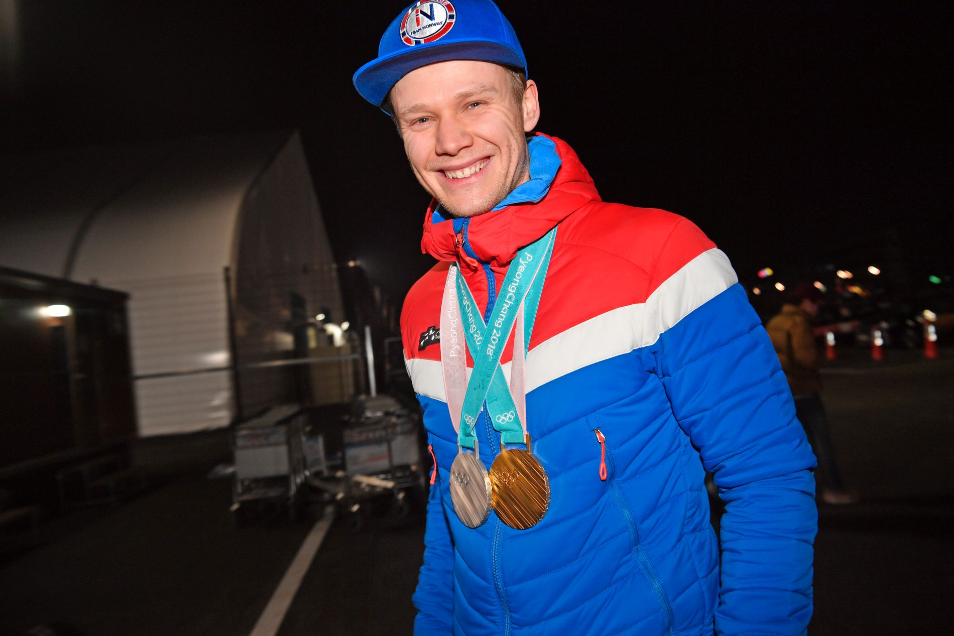 DOBBELT SEIERSSJANSE: Håvard Lorentzen (26) er igjen god nok til å vinne 500 og 1000-meterne i den tredje verdenscupen i polske Tomaszów Mazowiecki fredag til søndag.