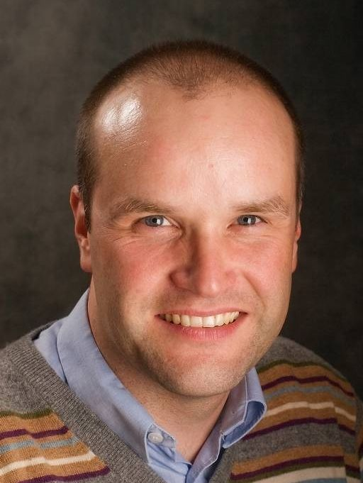 Kommunikasjonssjef Halvor Molland i Hydro.