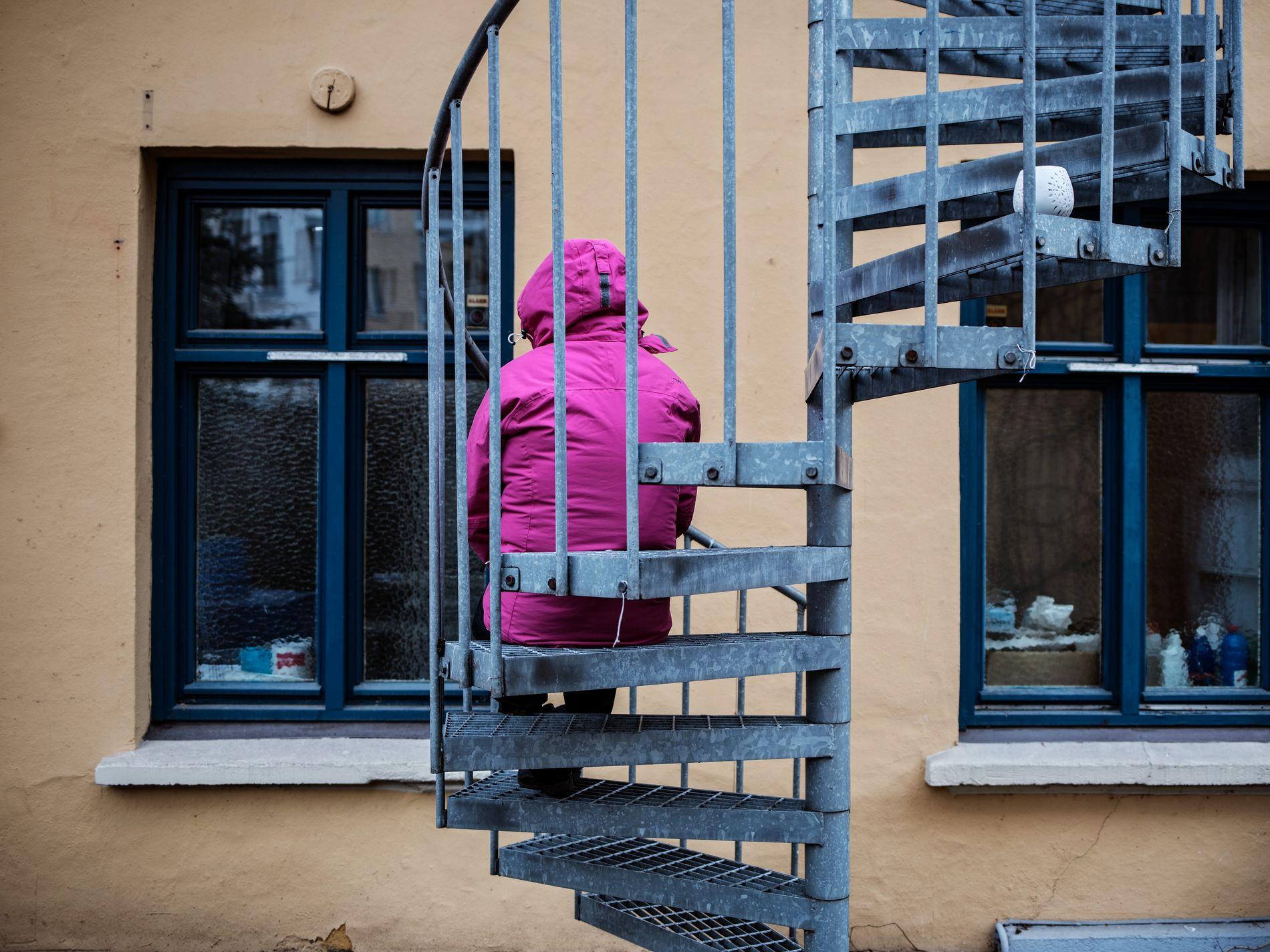 ENGASJERT: Ida, medlem i brukerrådet på Nadheim i Oslo, et senter for personer med prostitusjonserfaring, ble så opprørt at hun sendte leserinnlegg til VG. Foto: JØRGEN BRAASTAD, VG