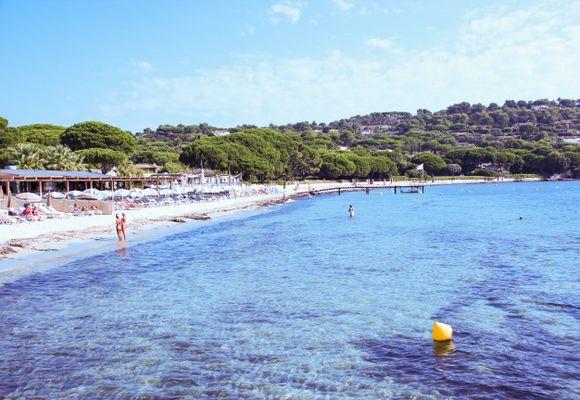 Luksus og sjarme ved Saint-Tropez