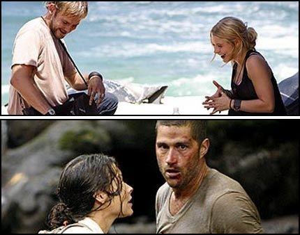 TV-PREMIERE: TV-serien «Lost» har premiere på TVNorge i kveld. Foto: Fra hjemmesiden
