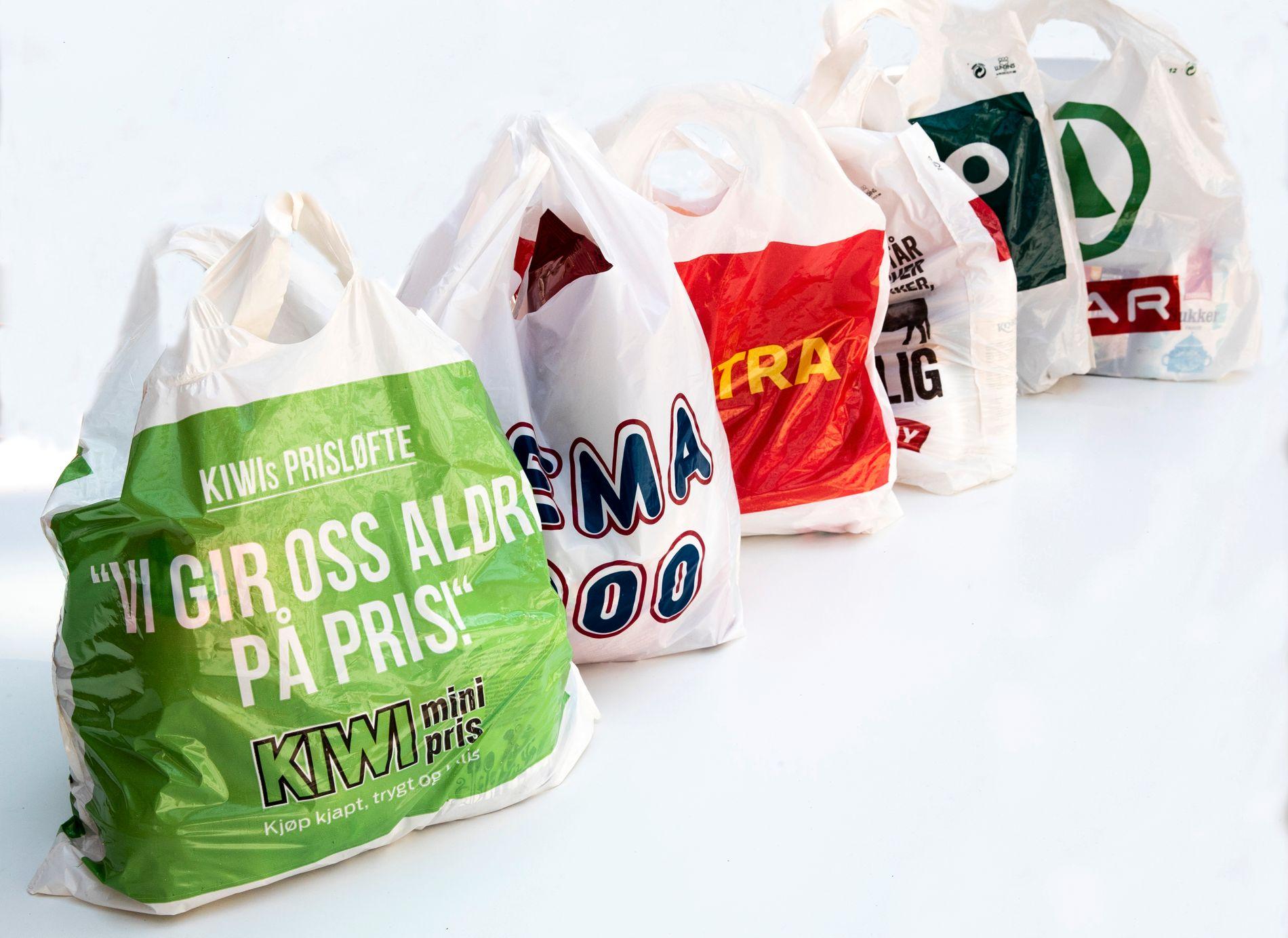 FORTSATT PRISKRIG: Du kan spare 461 kroner på å handle VGs matkurv i den aller billigste lavpriskjeden, sammenlignet med den dyreste supermarkedskjeden.