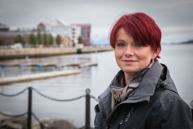 NYUTNEVNT: Hanne C.S Iversen fra Harstad er en av tre nye statssekretærer i det nye innvandrings- og integreringsdepartementet.
