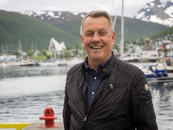 KANDIDAT: Gunnar Wilhelmsen, Ap.