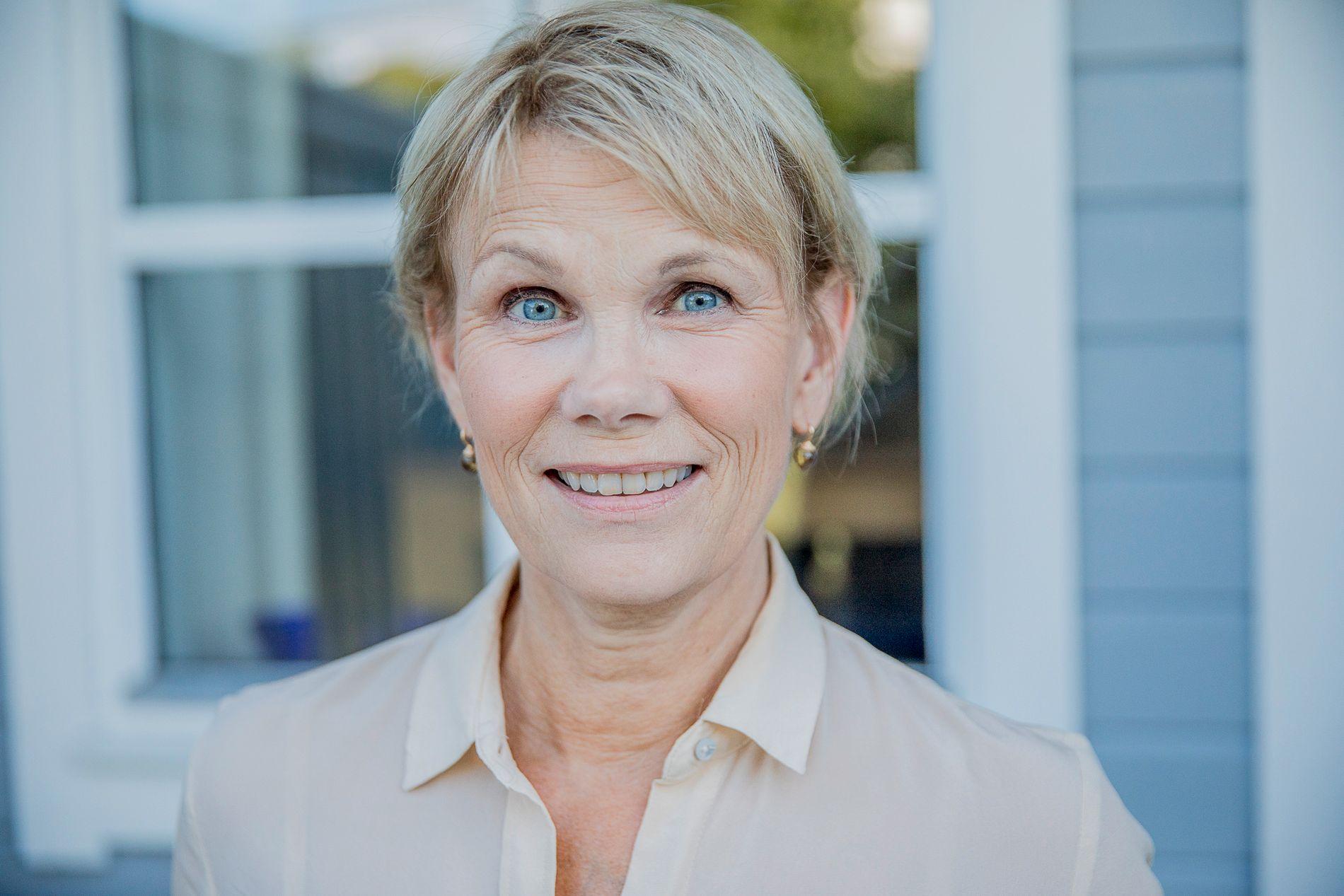 FØRSTE DEMONSTRASJON: Neste uke stiller elleve kreftforeninger opp i en demonstrasjon mot den lange behandlingstiden av nye medisiner foran Stortinget. Ann Kristin skal delta.
