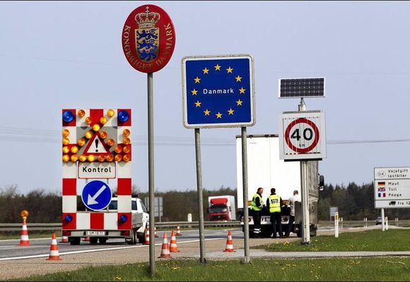 Danmark iverksetter tollkontroll