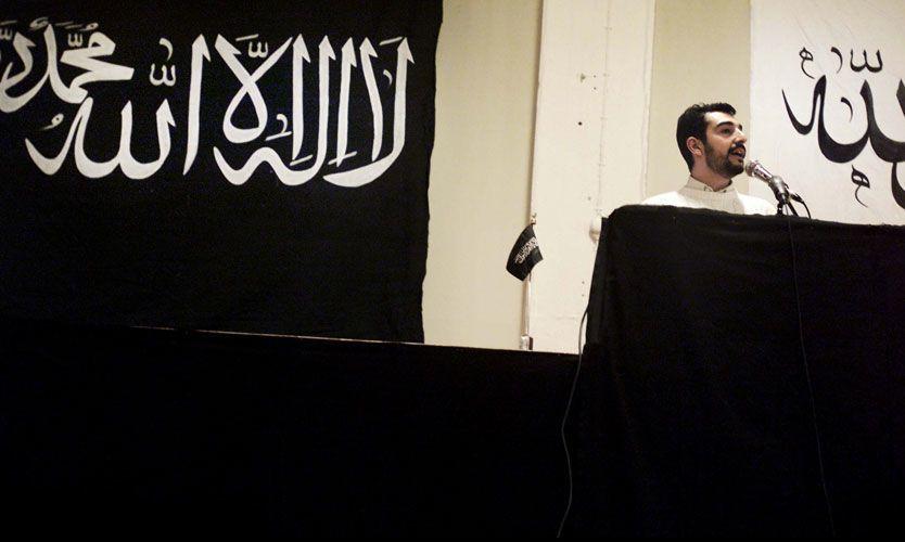 SJOKKERER: I Danmark har islamistgruppen Hizb ut-Tahrir skapt store overskrifter i mange år. Nå er de i Norge. Foto: Kim Nielsen / Ekstra Bladet