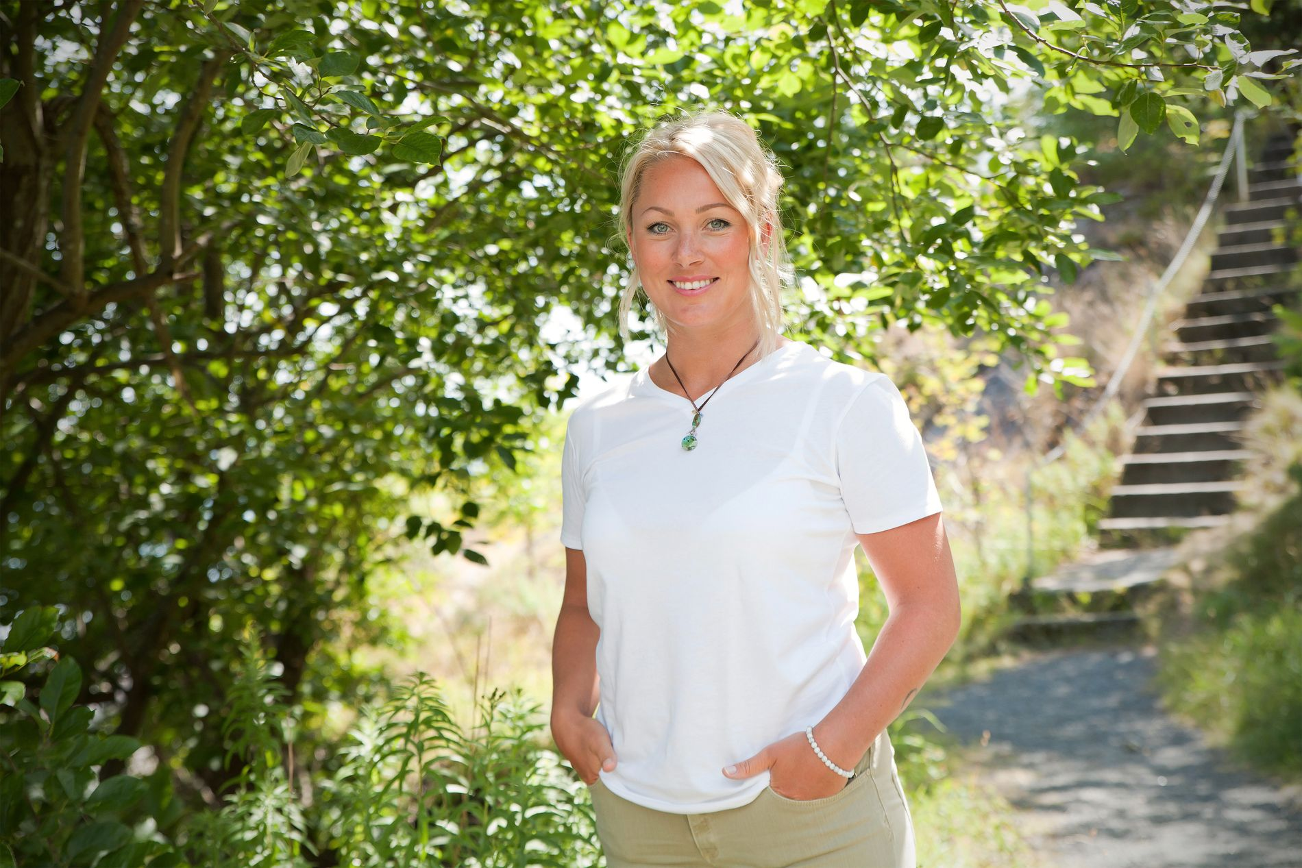 DELTAGER: Karianne Amalie Wahlstrøm