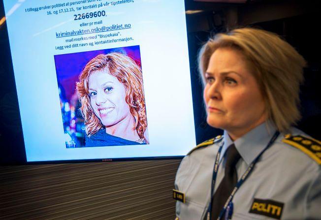 BER OM TIPS: Leder for Seksjon for volds- og seksualforbrytelser, Grete Lien Metlid, ber alle som har opplysninger om saken om å ta kontakt med politiet.