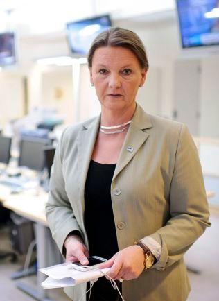 UAKTUELT: Høyres innvandringspolitiske talskvinne Ingjerd Schou sier hun får «vonde assosiasjoner» av Danmarks asyllovinnstramming, og utelukker at Høyre vil gå inn for å innføre det samme i Norge. Bildet er tatt ved en tidligere anledning.