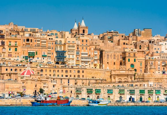 Middelhavsperlen Malta