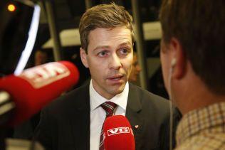 HAR NOK PENGER: KrF-leder Knut Arild Hareide sier nei til honoraret fra Monkberry.