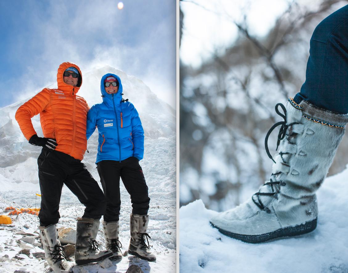 Skoene som holder deg varm hele vinteren igjennom