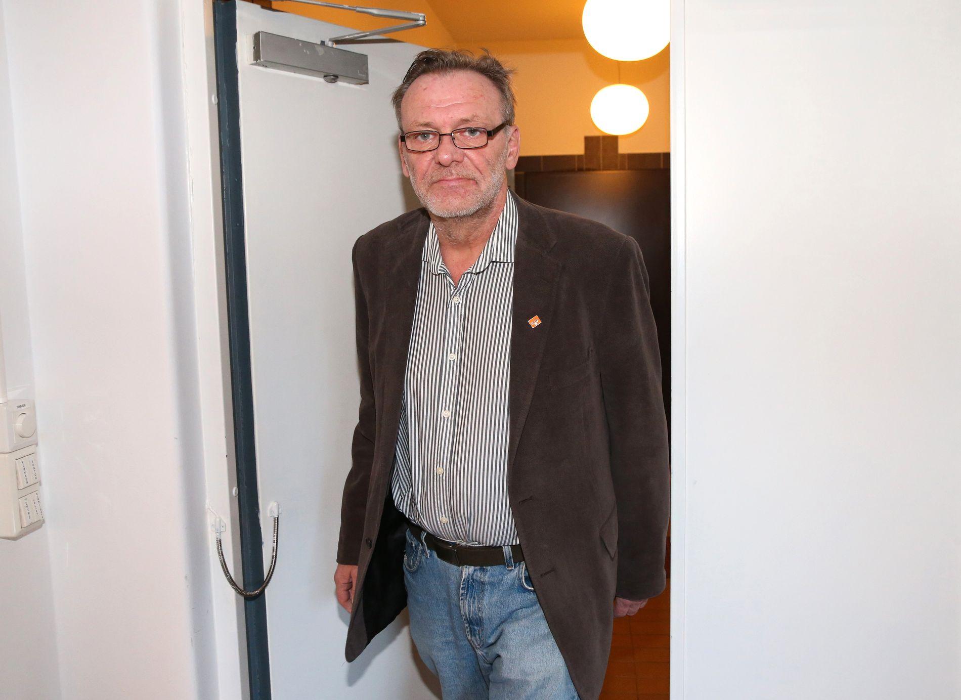 REAGERER STERKT: Jens Petter Gitlesen er leder i Norsk Forbund for Utviklingshemmede. Han mener brødrene på Tolga er blitt utsatt for et grovt overgrep.