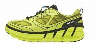7807efe6 Hoka One One ConquestPris: 1999 kronerVekt: 349 gram (herre), 298 gram  (dame)Vurdering: Dette er den mykeste av alle skoene i denne testen.