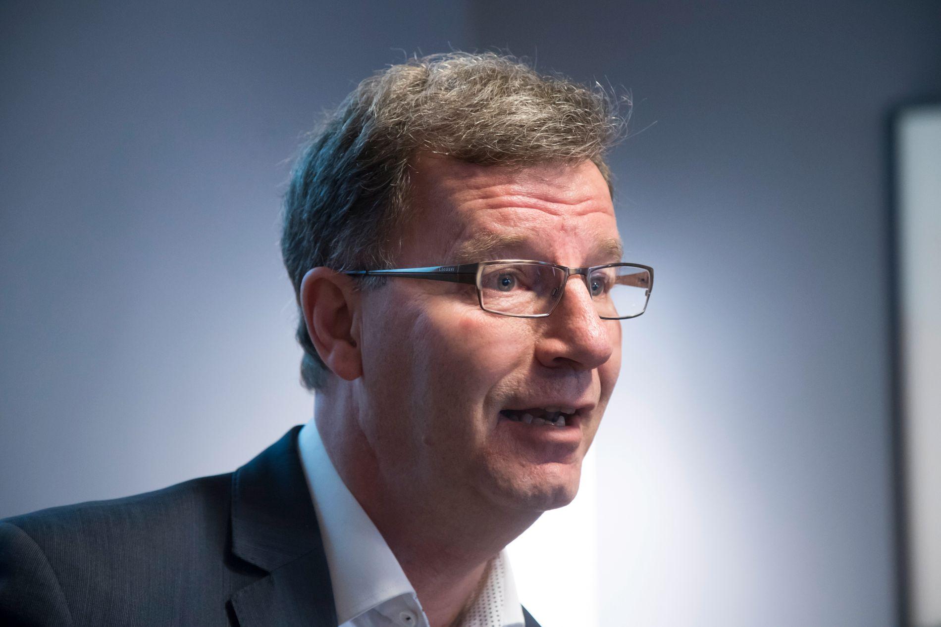 FINANSBYRÅD: Robert Steen (Ap) er Oslo kommunes «finansminister». Finansbyråden hadde satt av 250 millioner kroner for å klare en eventuell dom om tilbakebetaling.