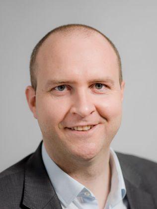 HAR KONTROLL: Christian Thune-Larsen i TNS Gallup.