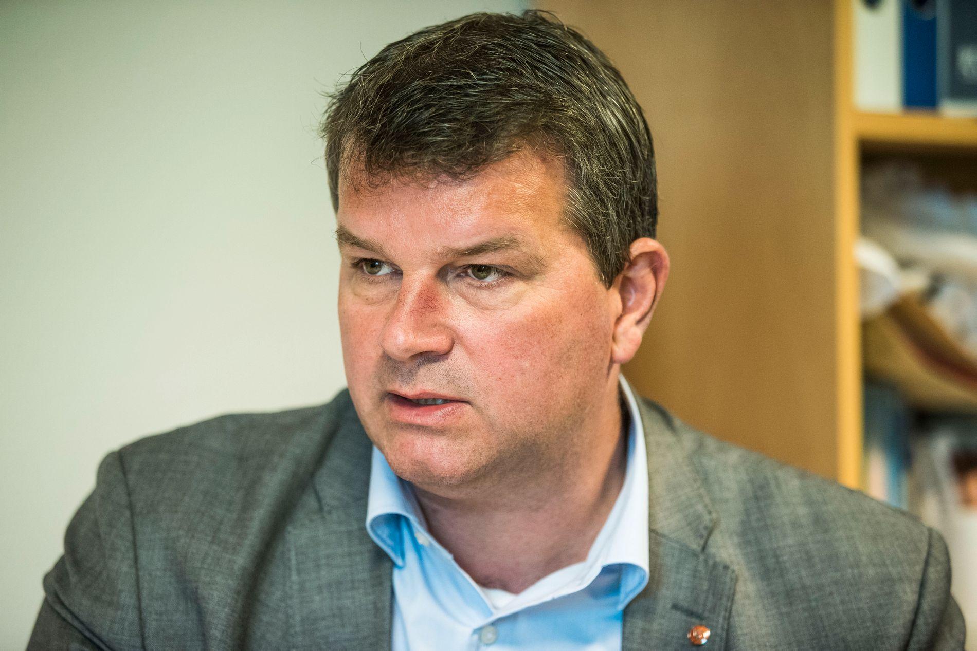 Hans-Christian Gabrielsen.