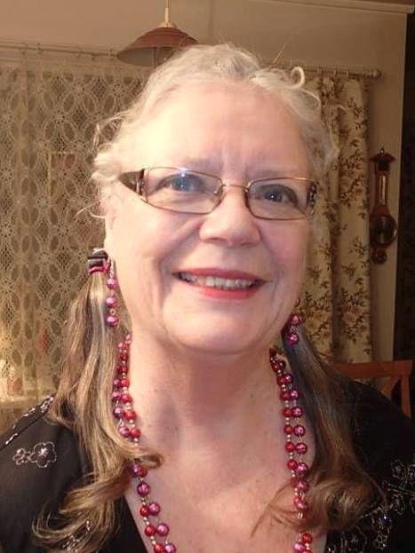 NÆRKONTAKT: Idun Sørli Gya forteller om en hektisk halvtime da hun fikk revebesøk.