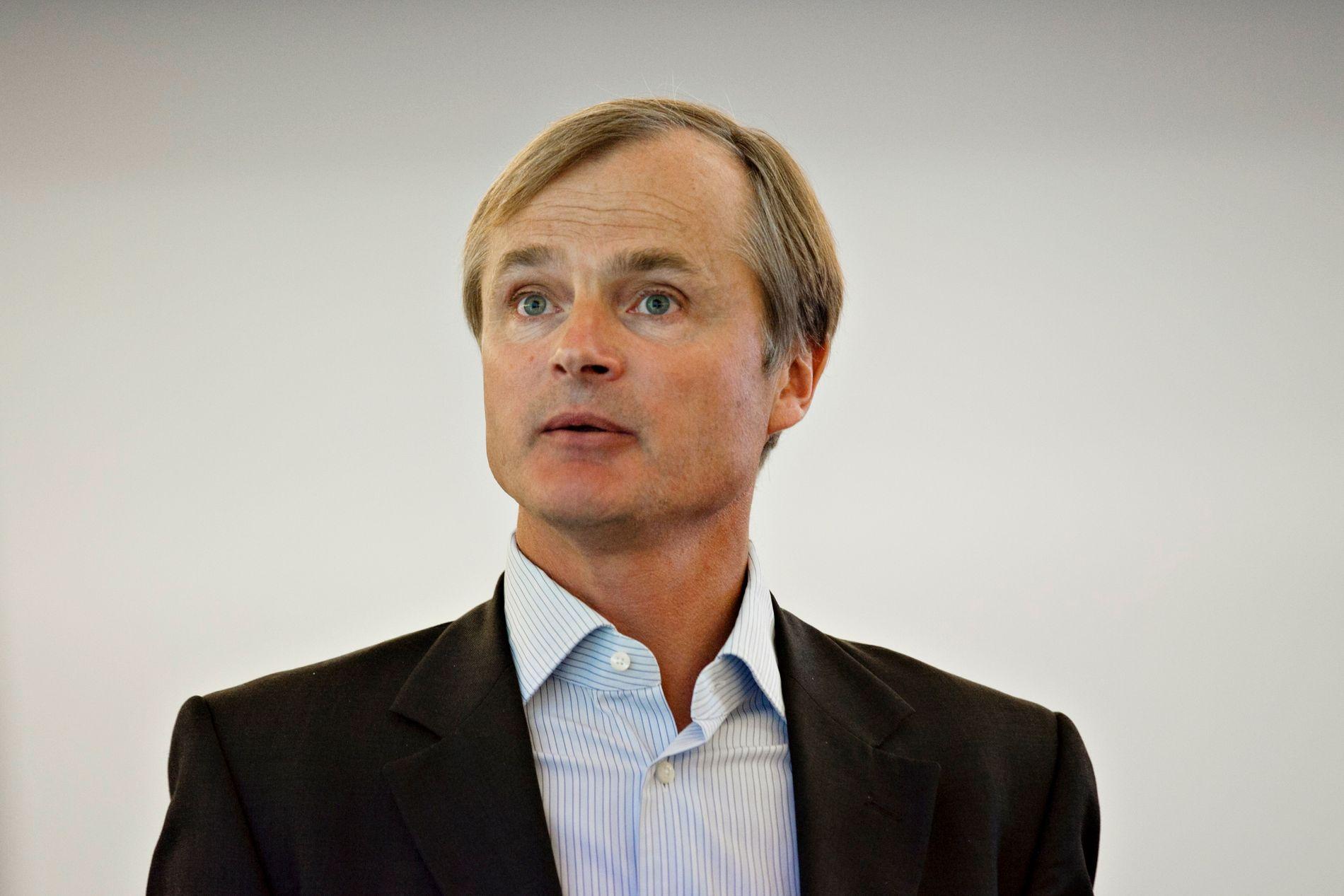 REPRESENTERER FOLKET: Øystein Stray Spetalen representerer allmennheten i Pressens Faglige Utvalg.