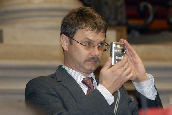SPIONSIKTET: Mikhail Botsjkarov er varetektsfengslet for to uker.