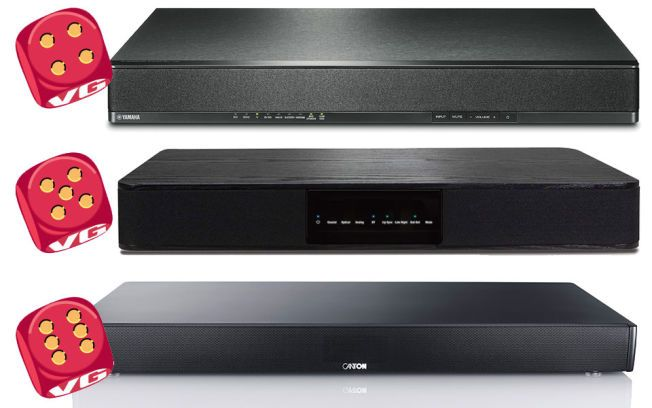 ELEGANT: En elegant lydsokkel eller lydplanke kan gi TVen din en sårt tiltrengt lydforbedring.