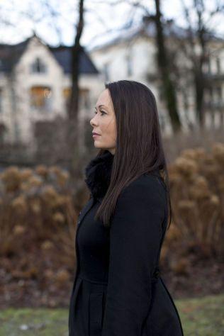 SKREV MOBBEBOK: Forfatter og VG-journalist Tanja Wibe-Lund.