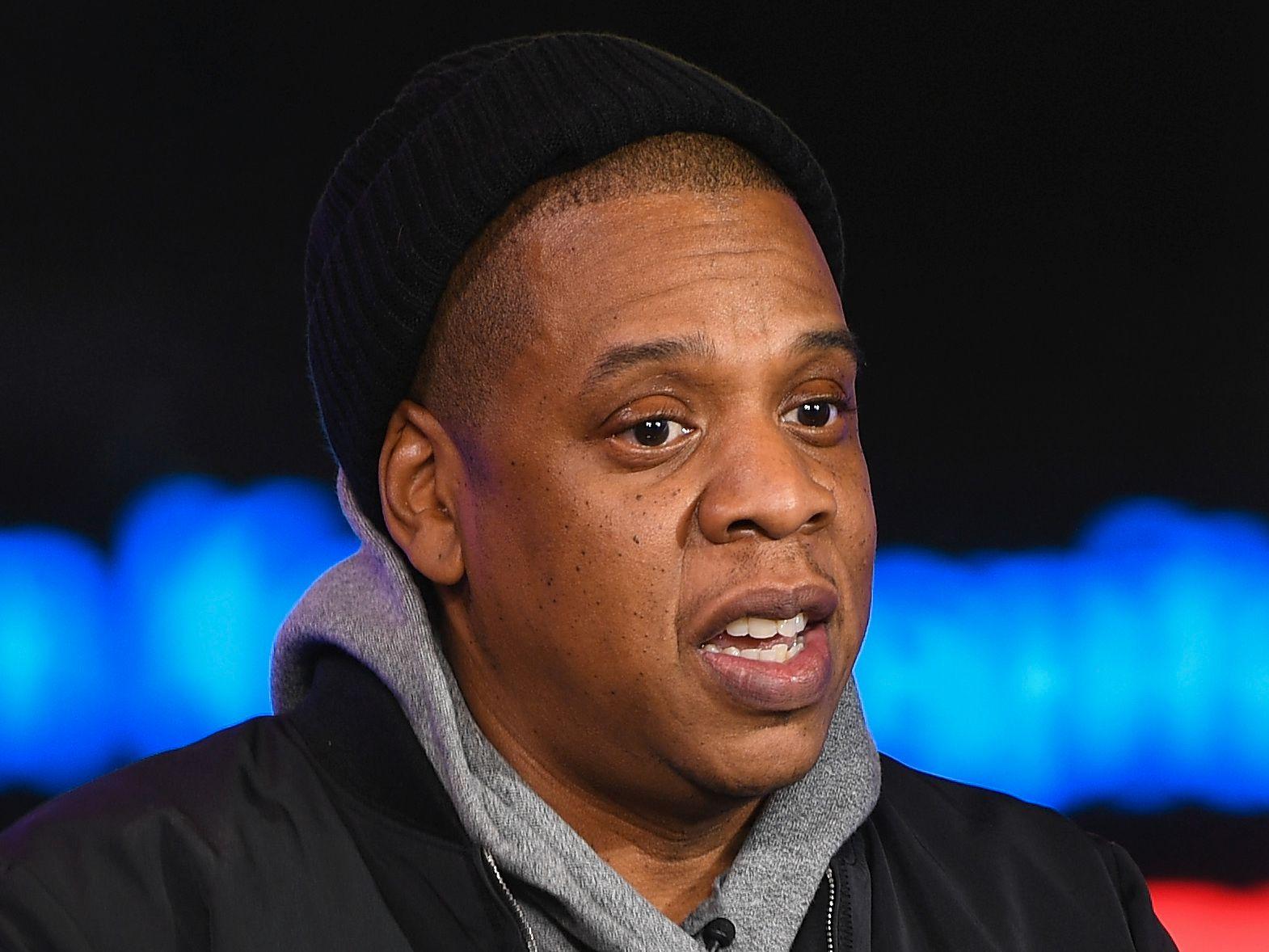 HISTORISK: Jay Z er første rapper som har fått plass i Hall of Fame for låtskrivere.