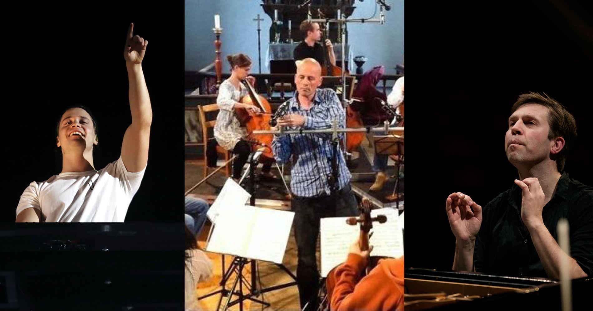 KAN VINNE: Kygo, Morten Lindberg og Leif Ove Andsnes.