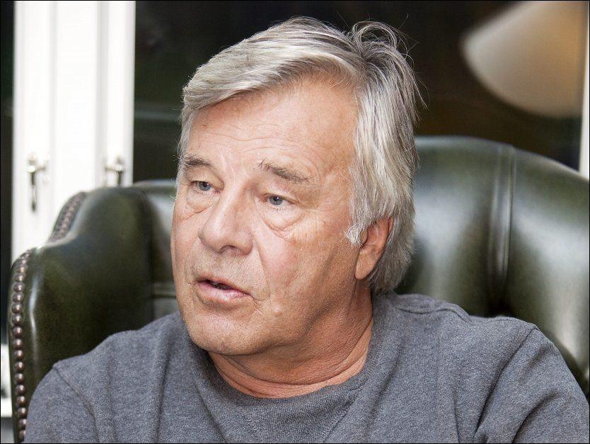 OMSTRIDT FORFATTER: Svenske Jan Guillou. Foto: PER GROTH