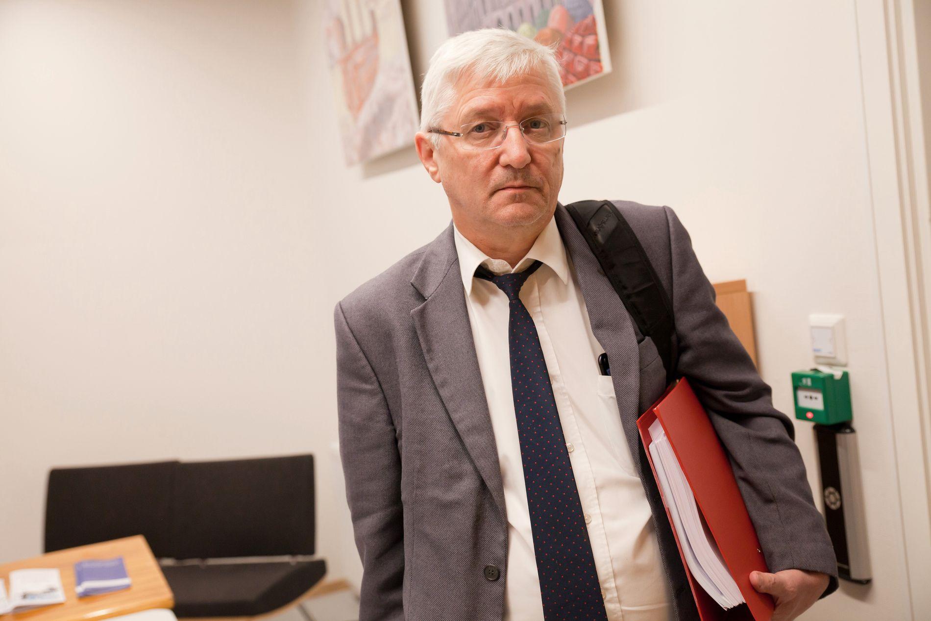 REAGERER: - Anmeldelsen var et forsøk på å dekke over den dårlige etterforskningen som ble gjort i saken, sier advokat Arvid Sjødin.