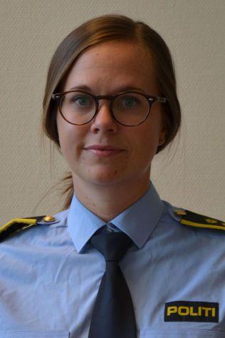 AKTOR: Politiadvokat Camilla Søby ved Finans- og miljøseksjonen i Oslo politidistrikt.