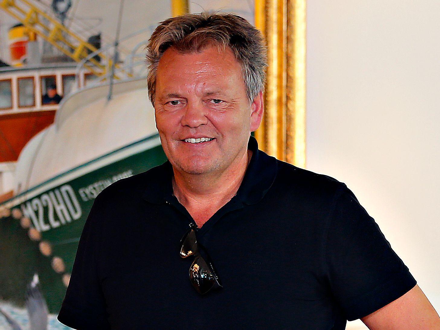 Stig Remøy, sjef og storeier i Olympic Shipping
