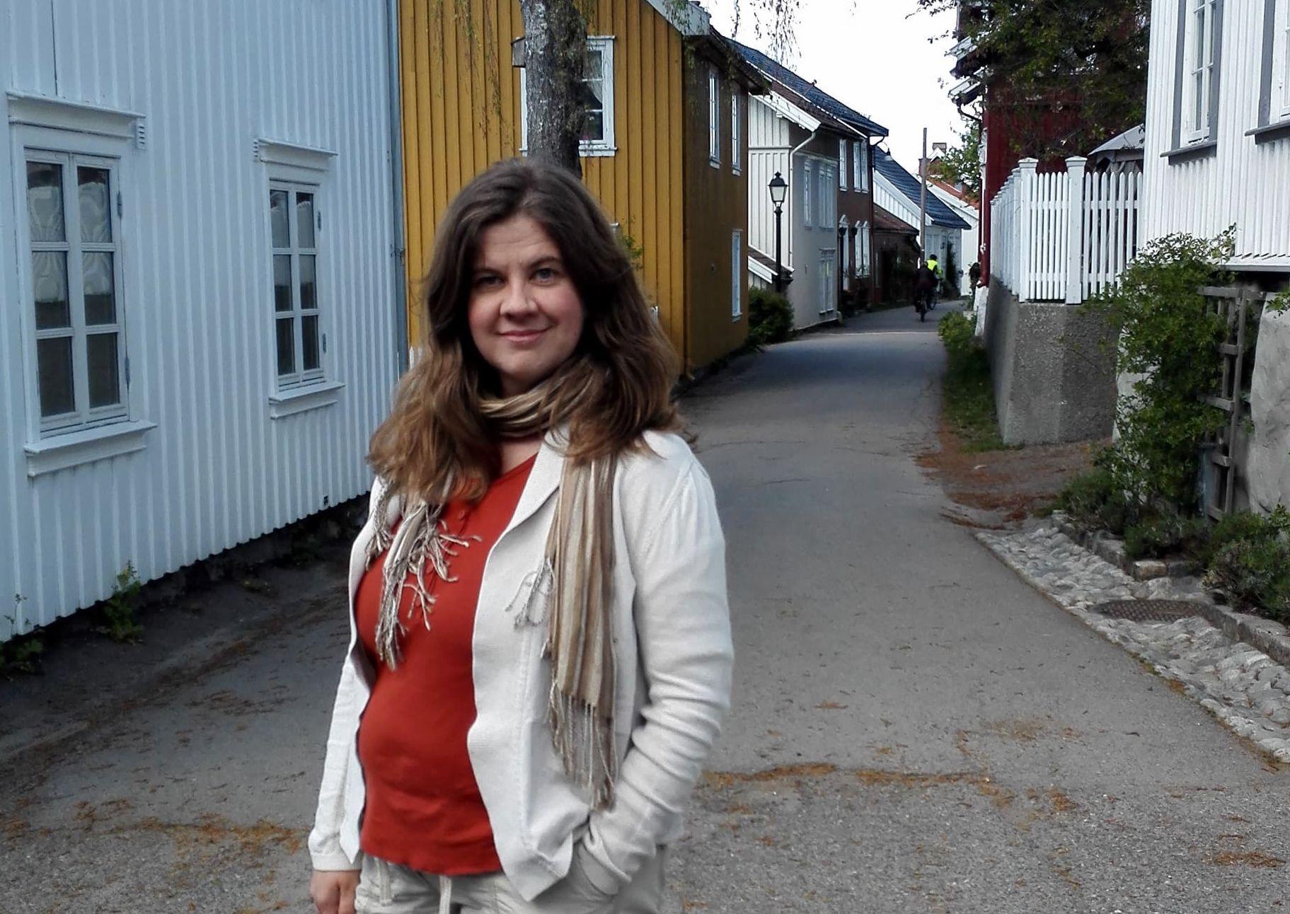 MOT LEKSER: Melinda Henriksen er psykolog, og skriver her om leksefri i skole i #stressa2019-debatten.
