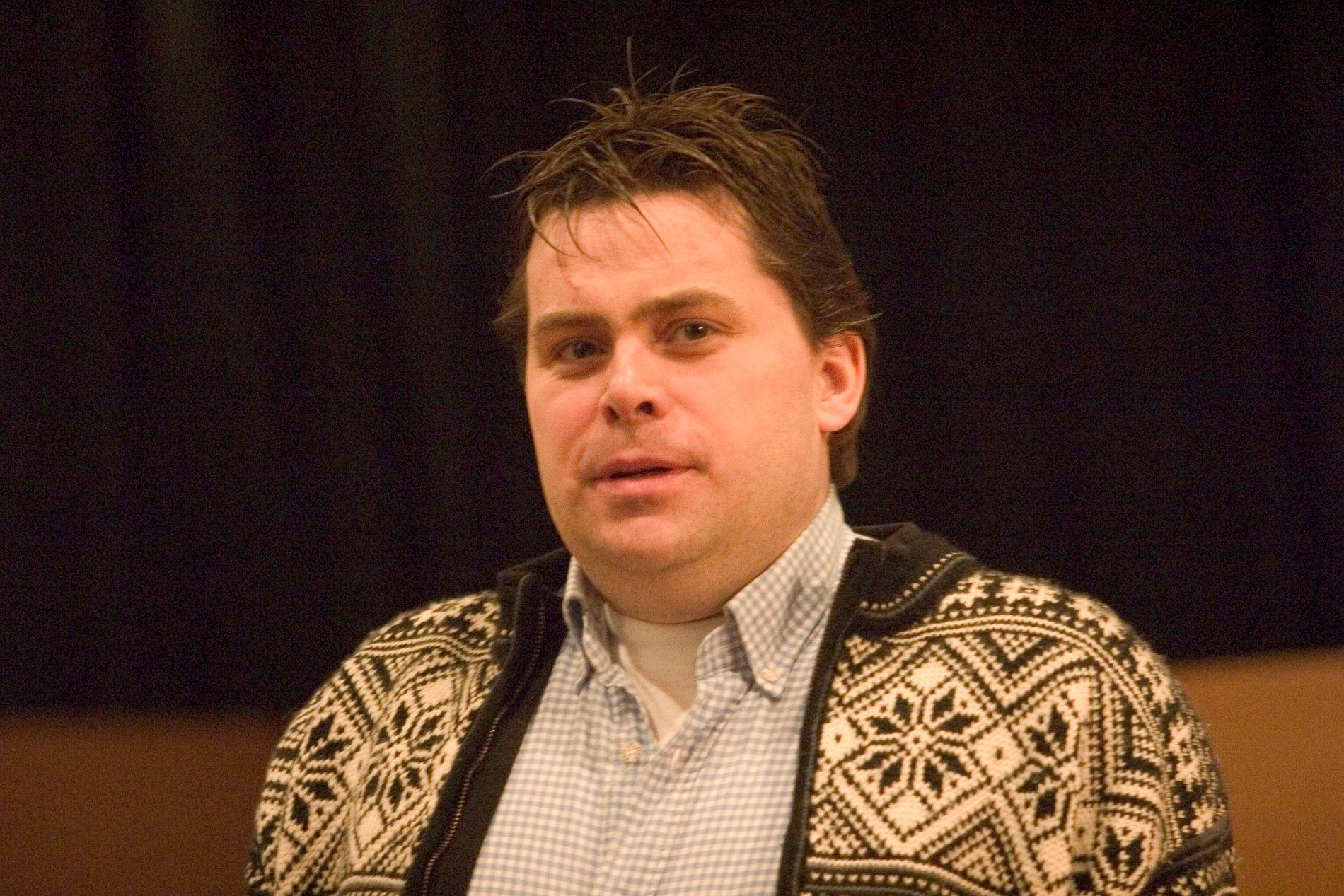 DØMT: Nokas-hovedmannen David Aleksander Toska (40) ble dømt til 20 års ubetinget fengsel i Høyestrett i 2007. Tiden i fengsel har blant annet brukt til å studere matte og fysikk.