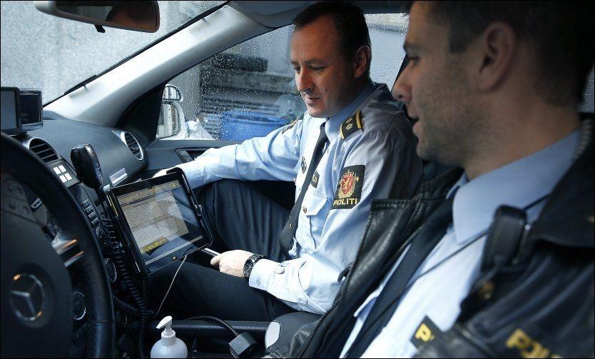 hordaland politidistrikt