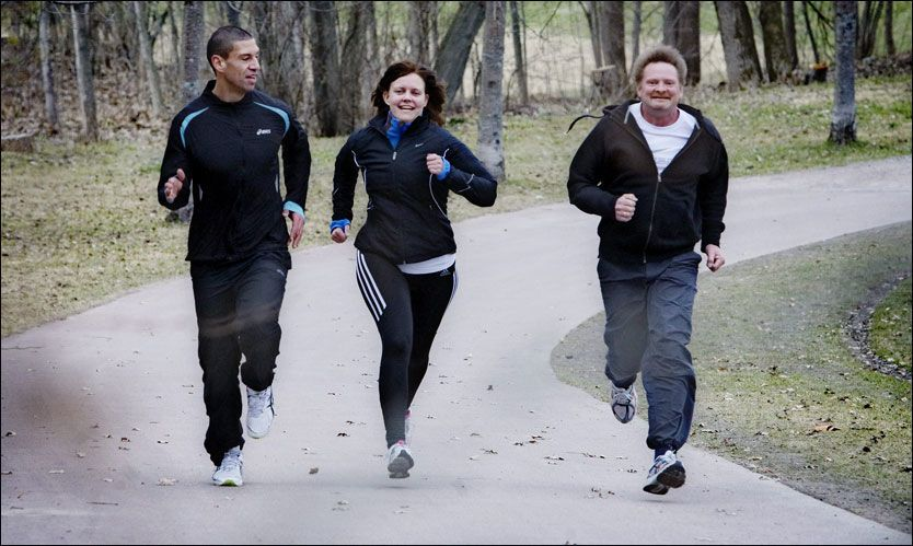 349924ed Her får du et effektivt treningsprogram: Ble sprekere på fire uker!