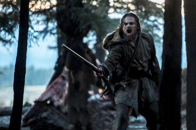 RÅ: Leonardo DiCaprio i filmen som endelig kan gi ham Oscar.