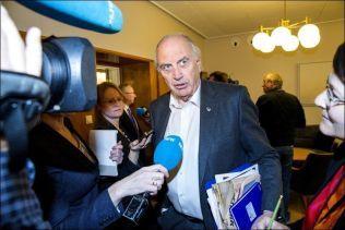UENIG: Høyres finanspolitiske talsmann Svein Flåtten mener Støre tar feil.