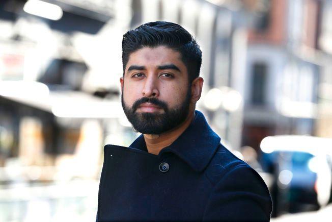 SKRIVER BOK: Qasim Ali fra Oslo kjenner det islamistiske miljøet godt, og jobber nå med en bok om norske Syria-farere og ideologien bak.