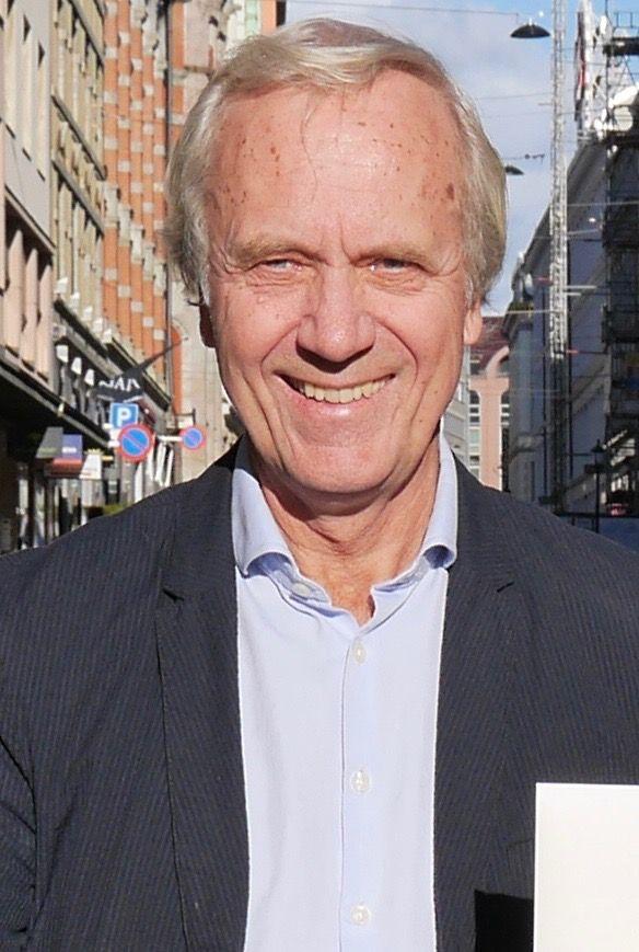 GENERALSEKRETÆR:  Svenn-Erik Nordby i Norges Bordtennisforbund (NBTF).