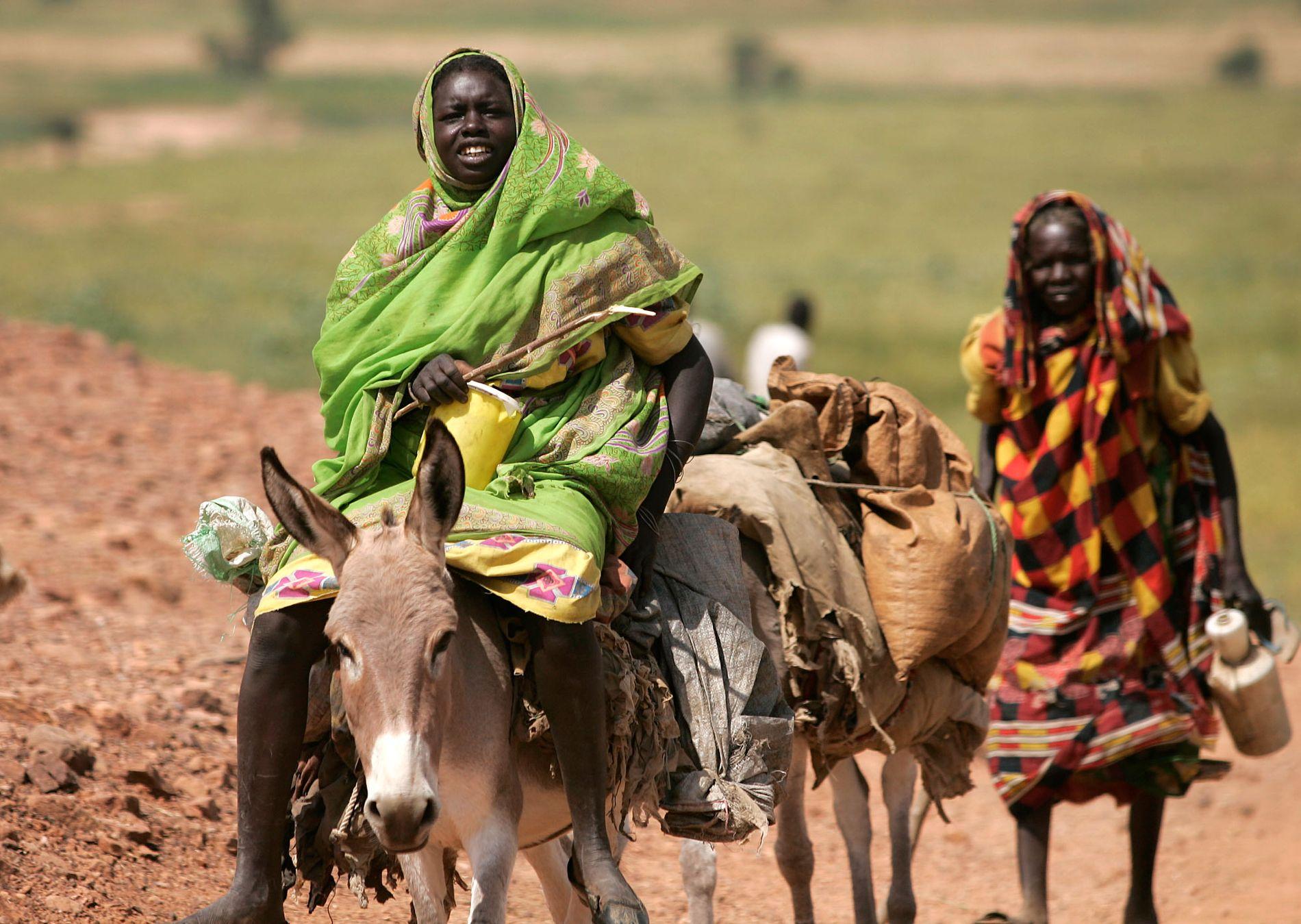 DARFUR: Hundretusener skal ha mistet livet under terroren mot sivilbefolkningen i Darfur. Sudans avsatte president, Omar al-Bashir, planla og utførte folkmordet i den sudanske provinsen, ifølge den internasjonale domstolen i Haag.