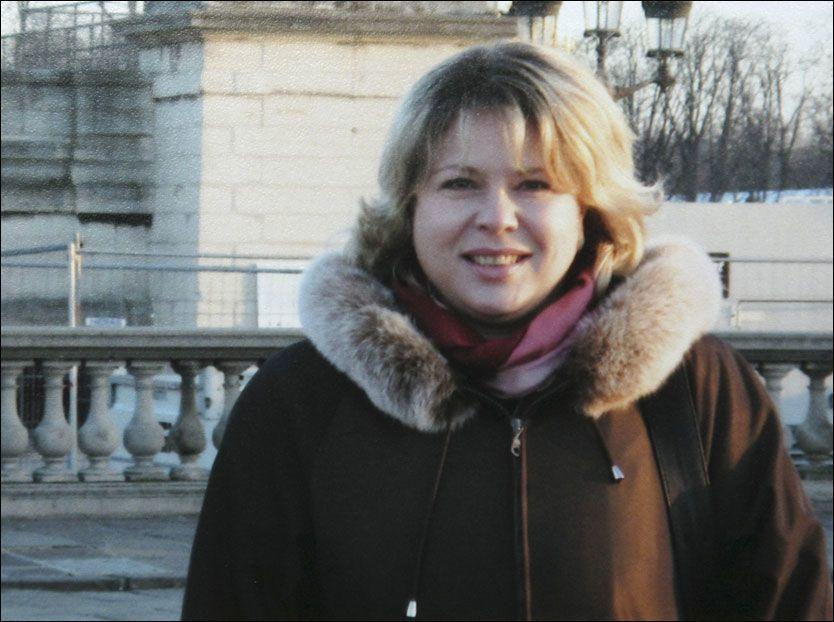 I NORGE: Selv om sykepleieren Galyna Kolotnytska fikk avslag på sin asylsøknad befinner hun seg fortsatt i landet. Foto: Ap