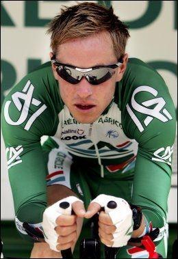 KRITISK: Mads Kaggestad mener Spania har et dopingproblem. Foto: Scanpix