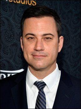 HUMOR-KONGE: Jimmy Kimmel leder sitt eget talkshow «Jimmy Kimmel Live!» som går på NBC. Foto: AFP