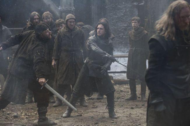 SJOKK-EXIT: Flere sentrale karakterer har dødd i løpet av de fem «Game of Thrones»-sesongene.